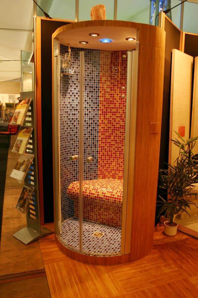 soleum pupille die funktionale duschkabine mit solenebel 1. Black Bedroom Furniture Sets. Home Design Ideas